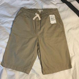 Khaki shorts Tucker and Tate